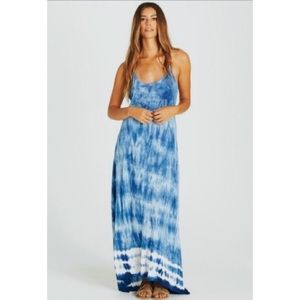 Billabong Tie-Dye Maxi Dress